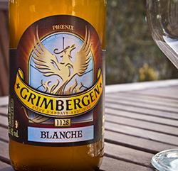 Cerveza Grimbergen Blanche