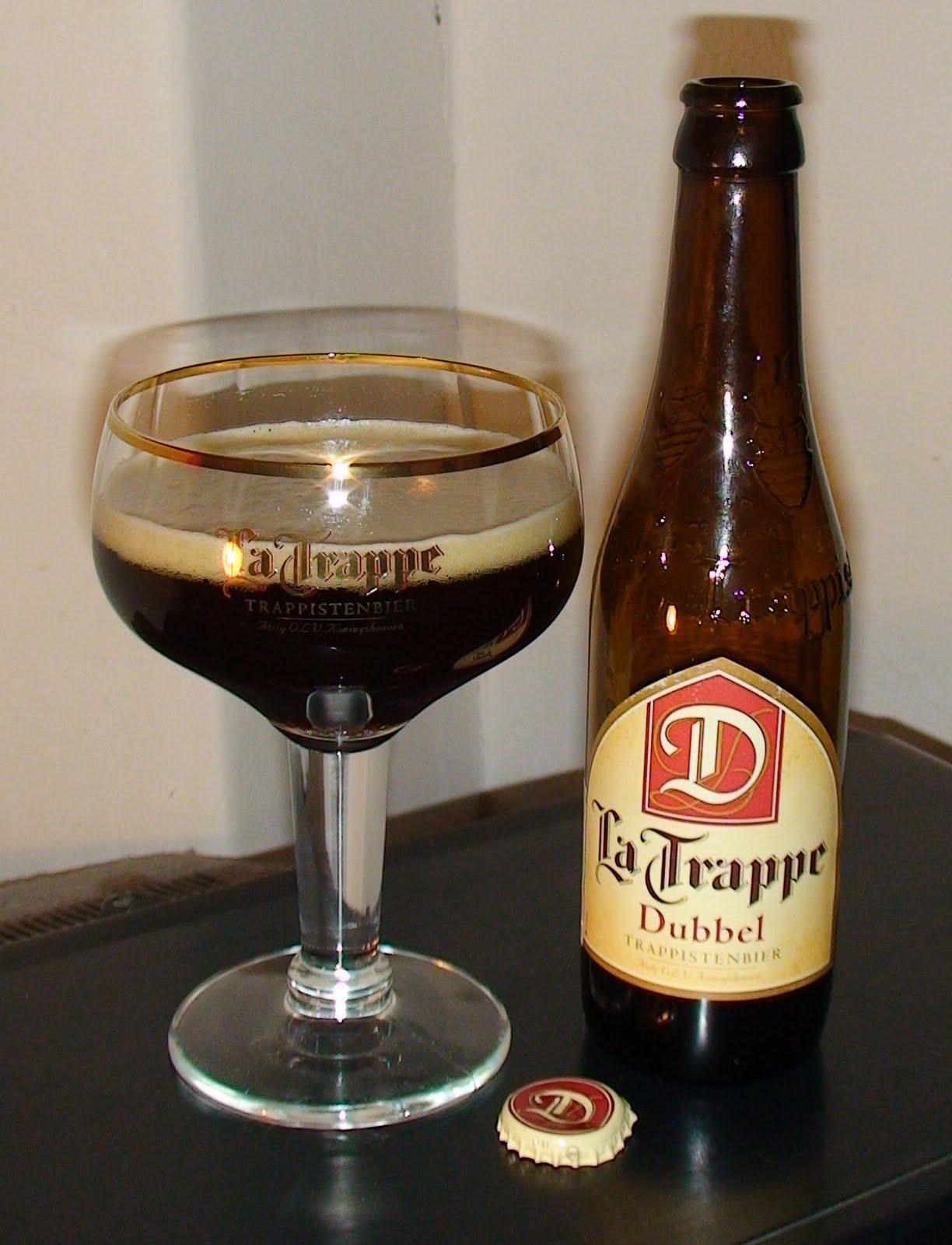 Cerveza Trappe Dubbel