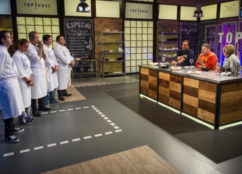 Expulsiones en Top Chef España