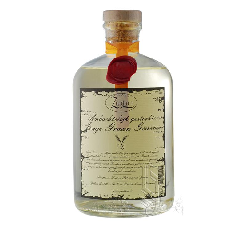 Genever o ginebra holandesa