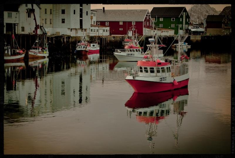 pesca del bacalao en Noruega