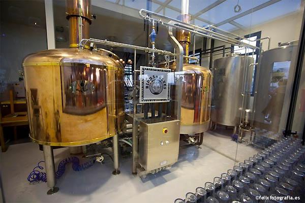 Material  para la cerveza artesana