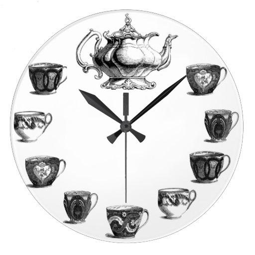 Reloj del té