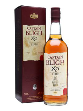 Captain Bligh XO