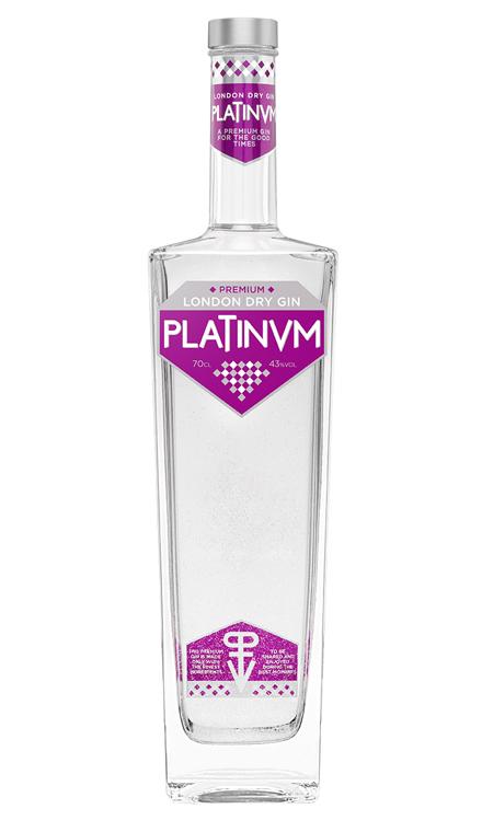 London Dry Gin PlatinumTV