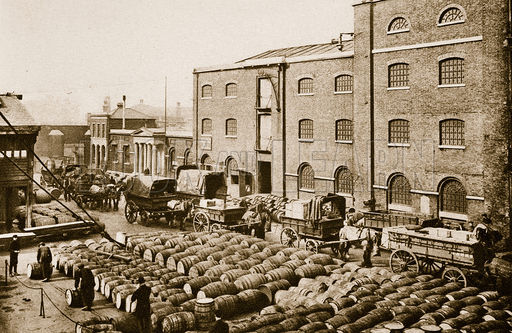 Fábrica belga antígua