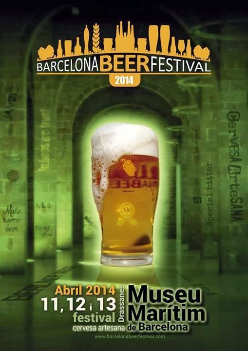 Barcelona Beer Festival 2014, el festival de la cerveza artesana