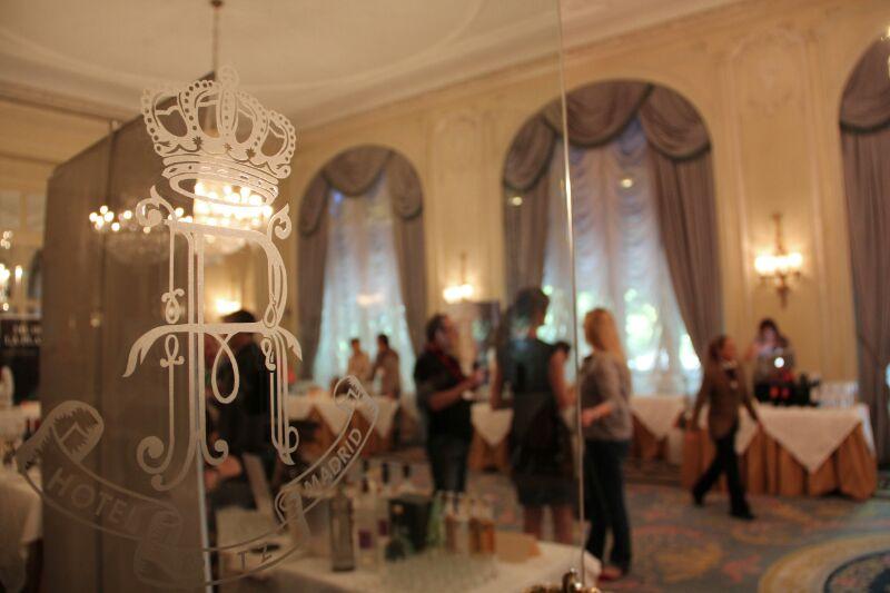 Salón Vinoro 2014 en el Hotel Ritz de Madrid