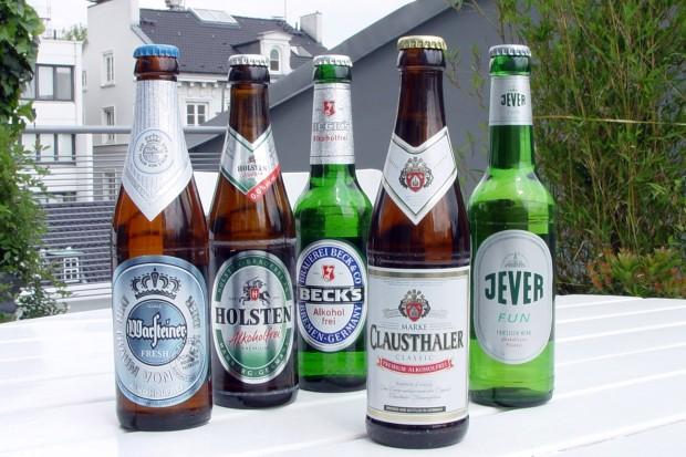 Cervezas alemanas Alkoholfrei