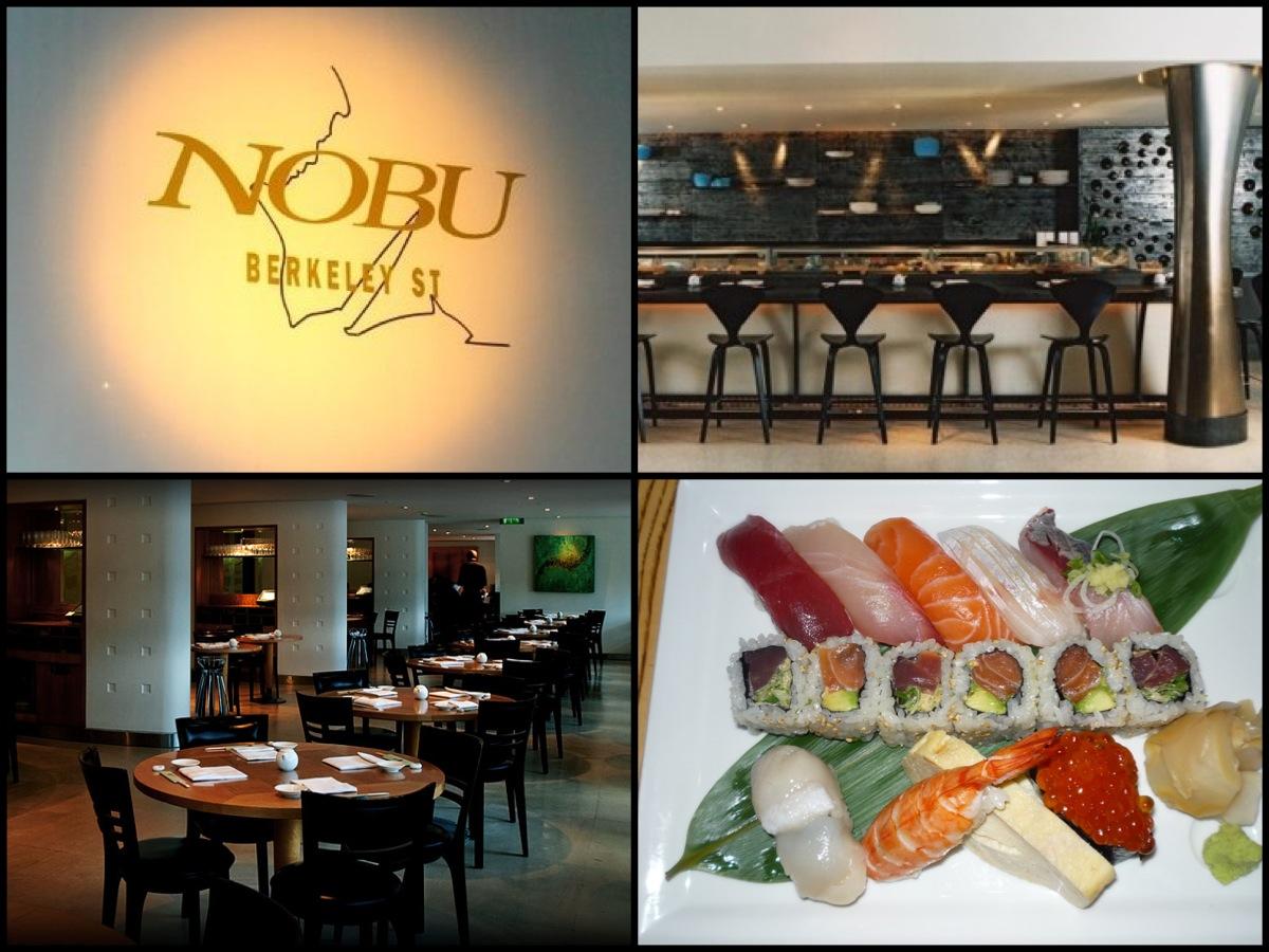 Restaurante Nobu Londres
