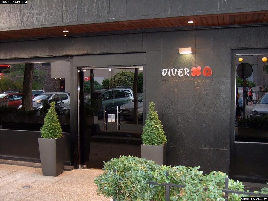 Restaurante DiverXO de David Muñoz