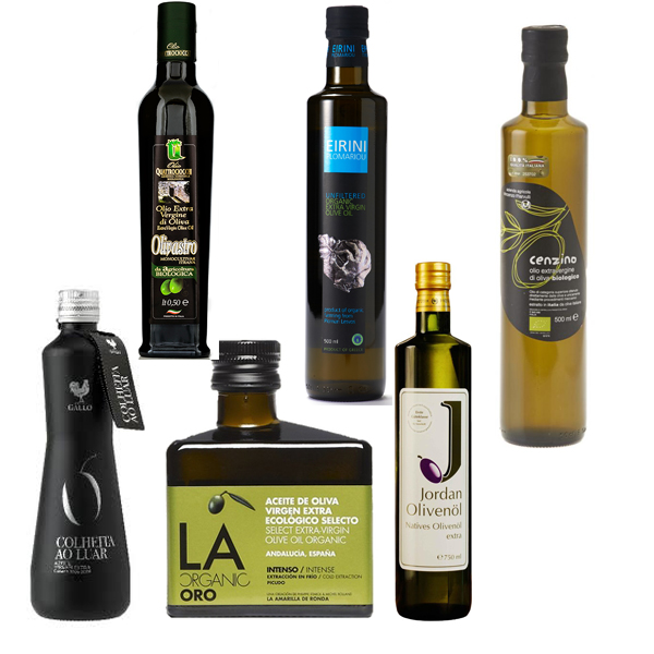 Ganadores mejores aceites de oliva virgen extra 2
