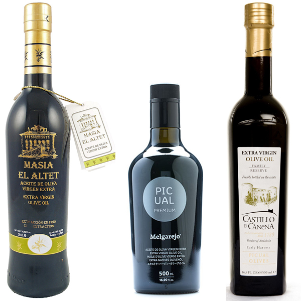 Siguientes ganadores World´s Best Olive Oil