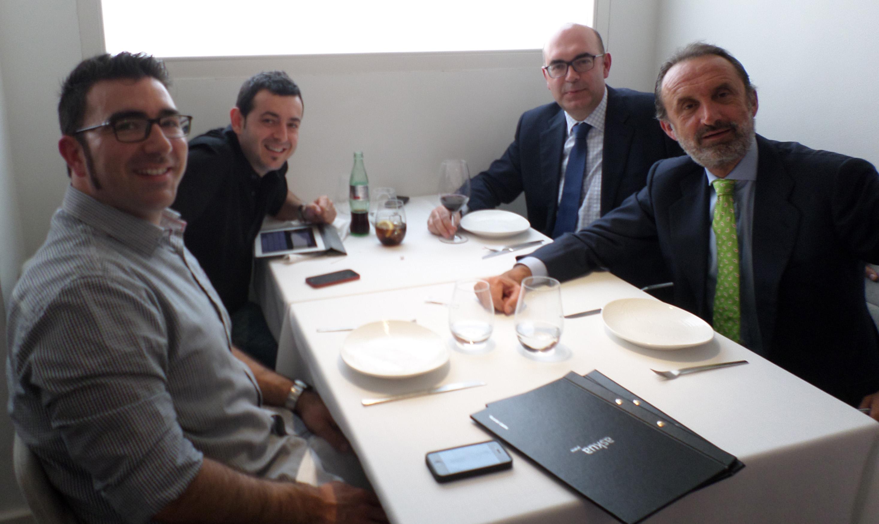 Ricard Camarena, Dani Cervera, Ricado Gadea bloG-M_Aurelio_Gómez-Miranda_El_Punto_de_la_Carne_El_Jurado_Askua_Restaurante