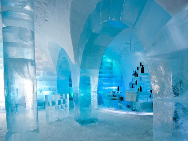 Absolut Icebar Estocolmo