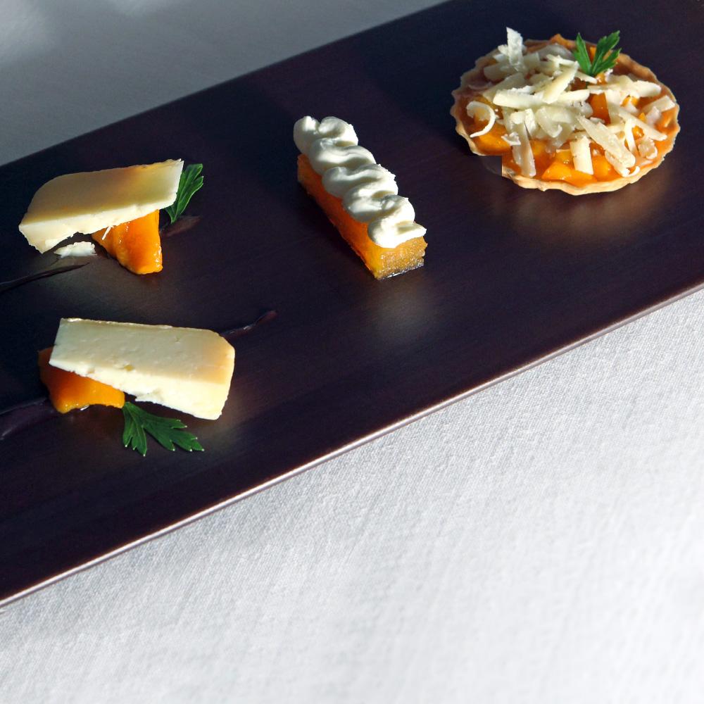 El juego de queso por Carme Ruscalleda