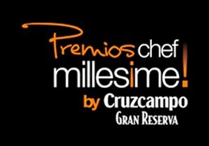 Logo Premios Chefs Millesime