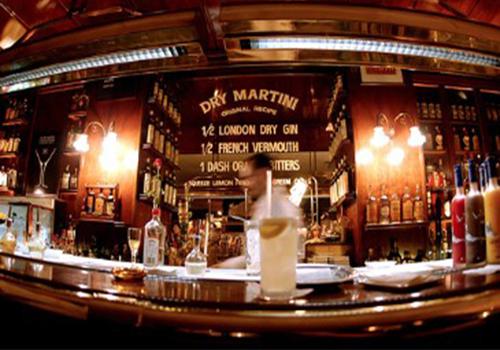 Dry Martini Ccoktail Bar, Barcelona