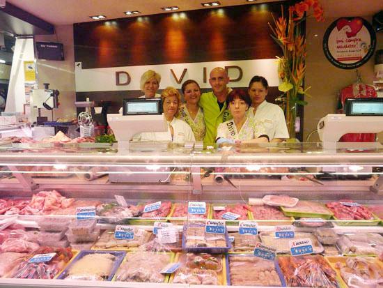 Carnes Selectas David