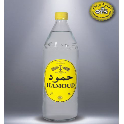 Hamoud, bebida típica argelina