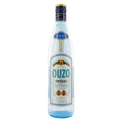 Licor griego ouzo