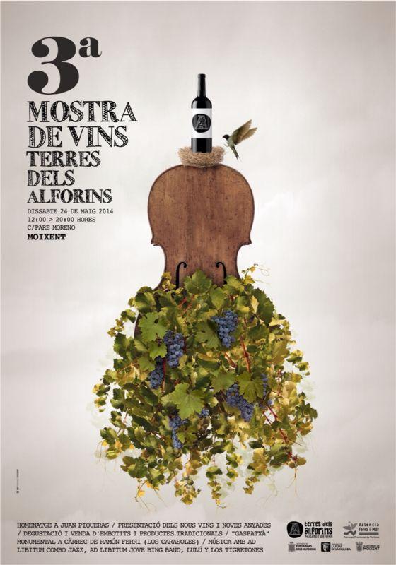 """3ª Muestra de vinos """"Terres dels Alforins"""""""