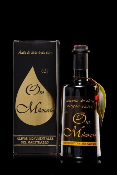 Aceite de oliva Milenario 2