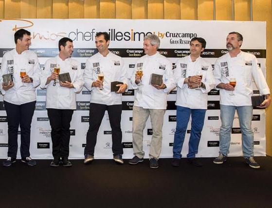 Premio Chef Millesime sabores autóctonos