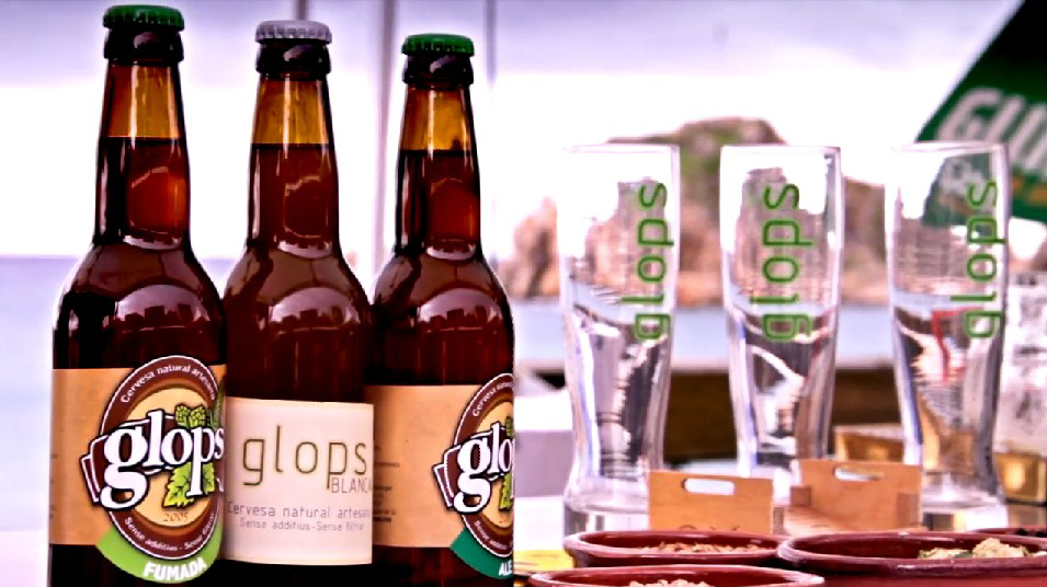Cervezas artesanas en Birrasana 2014