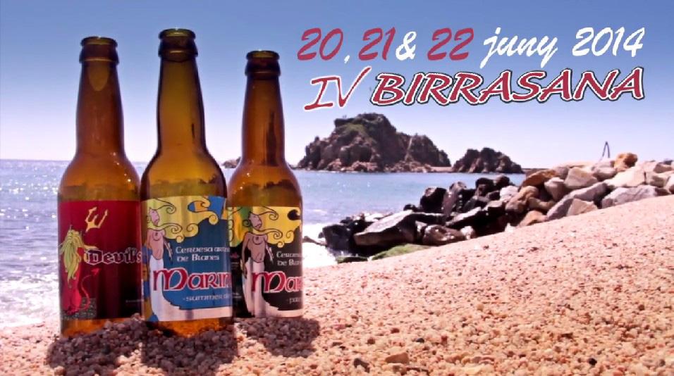 Cartel Birrasana 2014