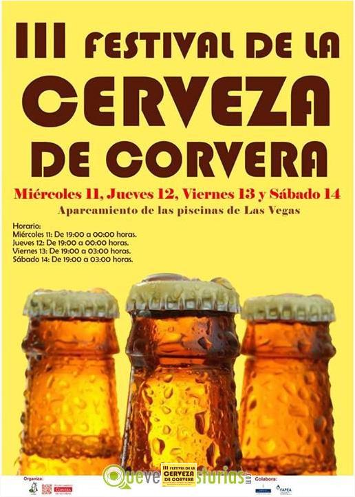 III Festival de la Cerveza de Corvera