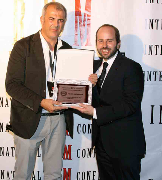 Premios International Rum Conference 2013