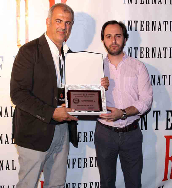 Premios International Rum Festival 2013