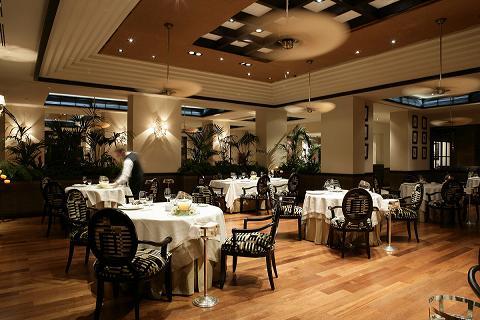 Restaurante MB, Hotel Abama, de Martín Berasategui