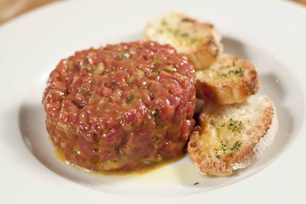 Steak Tartar de Vinote Moratín