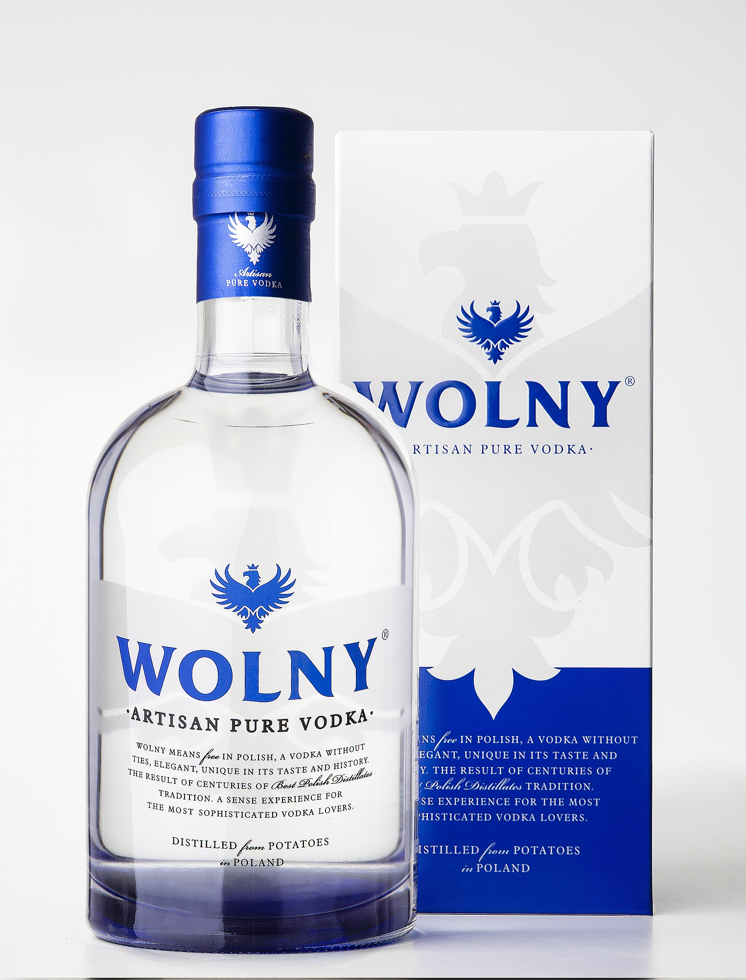 Wolny vodka