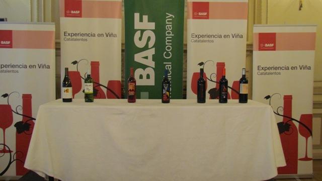 Premios BASF Experiencia en Viña