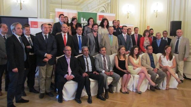 Galardonados Premios BASF Experiencia en Viña 2