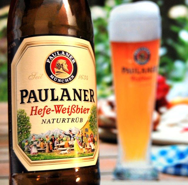 Paulaner Hefe-Weissbier Naturtrüb