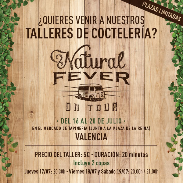 Natural Fever On Tour by Fever-Tree