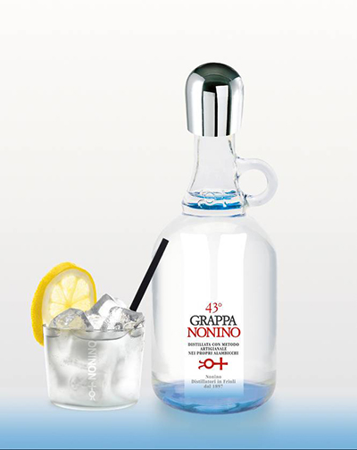 Grappa Tonic Nonino