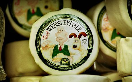 Queso Wallace & Gromit