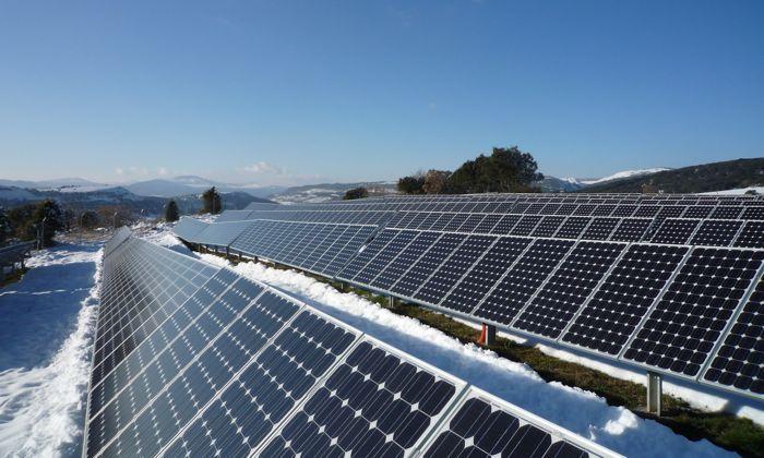 Placas solares Granja Santa Gadea