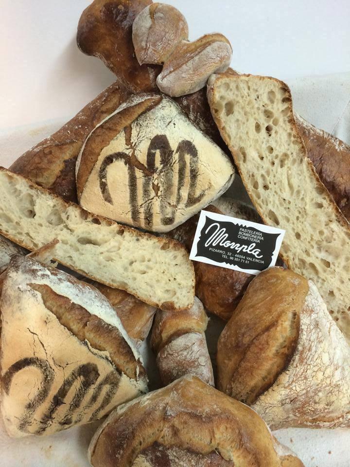 Panadería Monpla