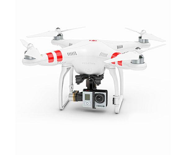 Drone para la Go Pro