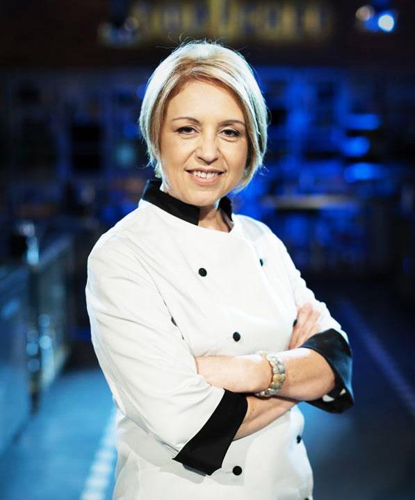 Susi Diaz, jefa de cocina del restaurante La Finca (Elche) y jurado del programa Top Chef