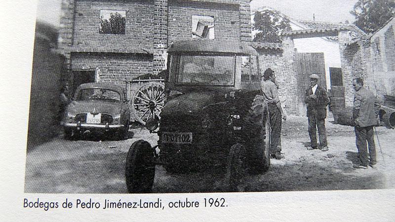 Entrevista José Benavides Jiménez Landi foto antigua