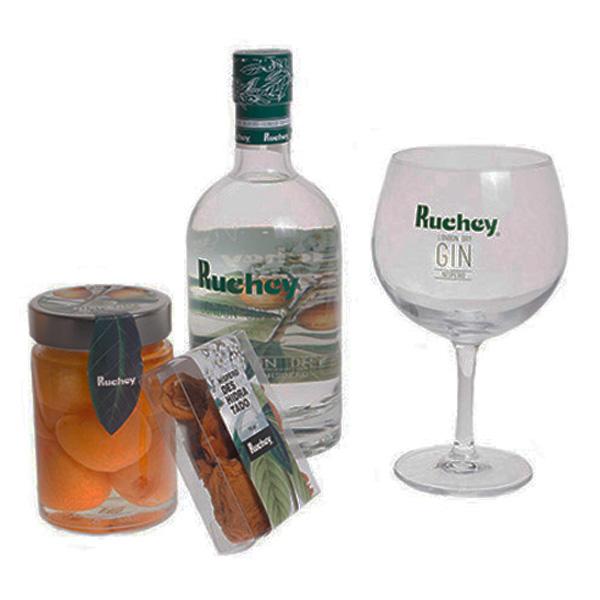 London Dry Gin Ruchey