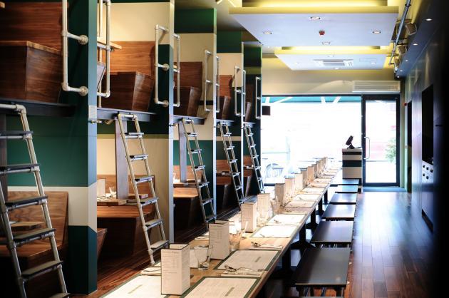Bangalore Express Restaurant, Londres