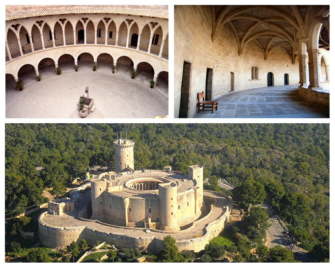 Experiencia Verema Mallorca. Castillo Bellver